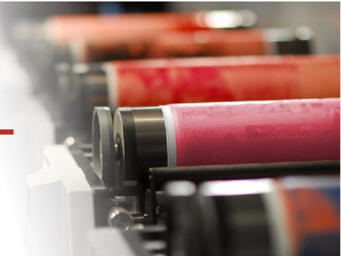 Flexografía, un método muy eficiente para la impresión de etiquetas